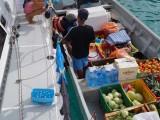 Grønnsakshandleren på besøk.